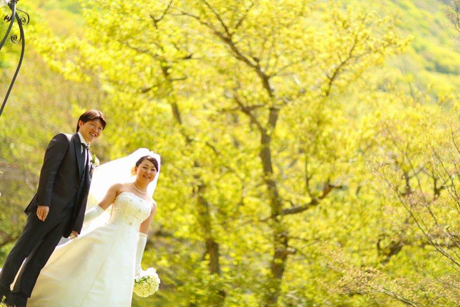 イメージ通りの美味しい結婚式、ゲストと過ごす笑顔いっぱいのガーデンパーティー!